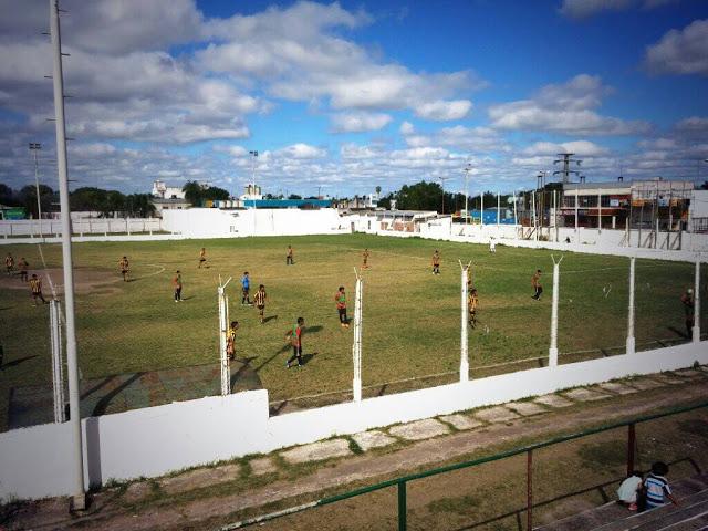 cancha de Libertad de Corrientes4