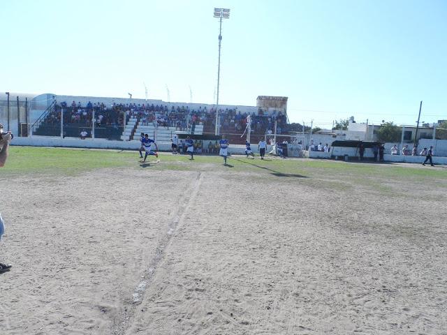 cancha de Libertad de Corrientes tribuna1