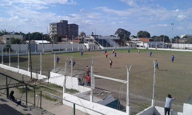 cancha de Libertad de Corrientes tribuna2