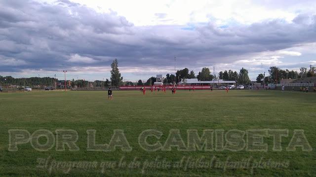 Estadio de San Patricio del Chañar4