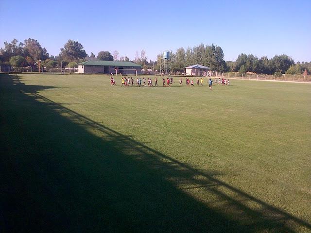 Estadio de San Patricio del Chañar1