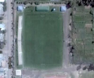 Estadio de San Patricio del Chañar google map