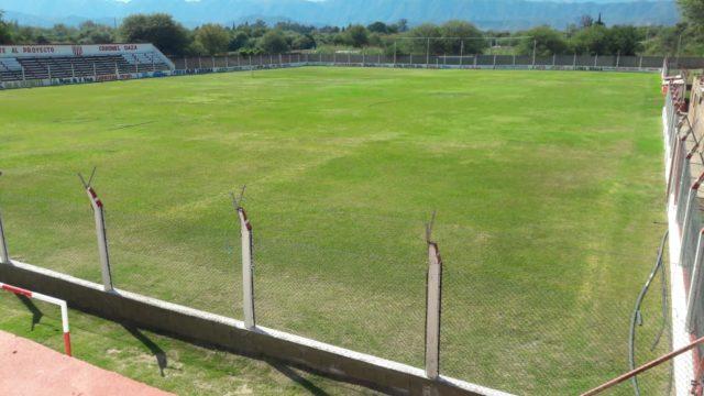 Estadio Coronel Daza Banda de Varela