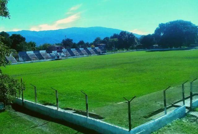 estadio Jose Frías Silva