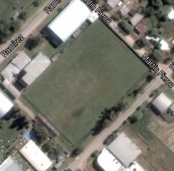 cancha de Cultural de Crespo google map
