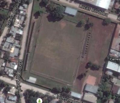 San Jose Tucumán google map