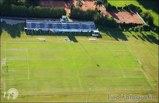 cancha de Argentino de Firmat vista aerea