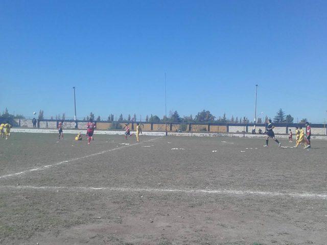 estadio Alfredo Mondino San Rafael