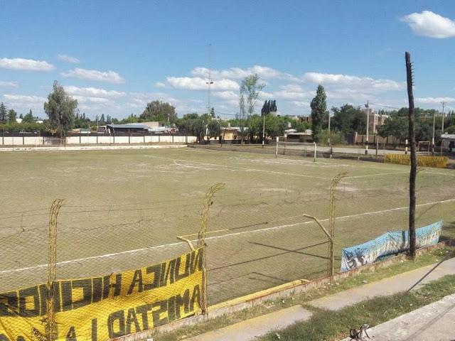 estadio Constitución San Rafael