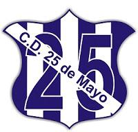 escudo Deportivo 25 de Mayo de Victoria
