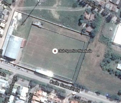 cancha de Sportivo Rivadavia de El Carmen google map