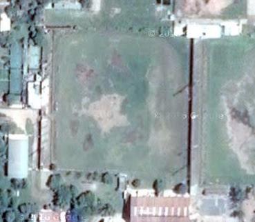 cancha de Unión Progresista de Villa Angela google map