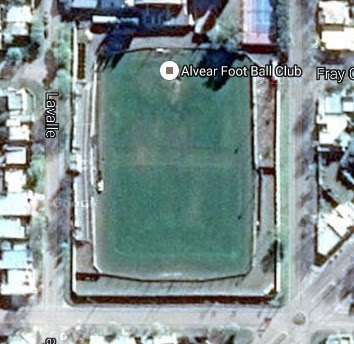 Alvear FBC google map