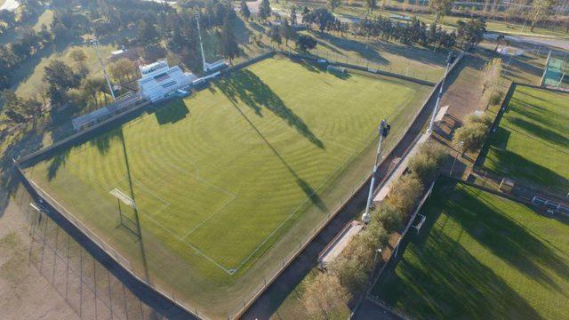 estadio Complejo Deportivo Origone