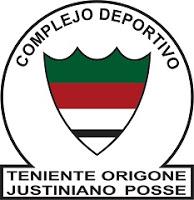 escudo Complejo Deportivo Teniente Origone