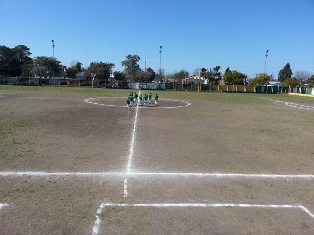 cancha de Deportivo Bovril3