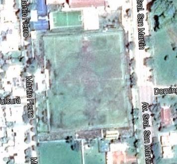 cancha de Deportivo Bovril google map