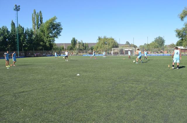 Deportivo Rincón cancha