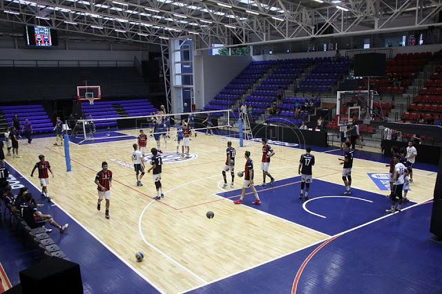 Estadio basquet San Lorenzo1