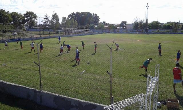 cancha de Gualeguay Central4