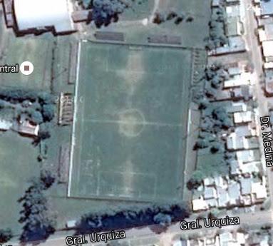 cancha de Gualeguay Central google map