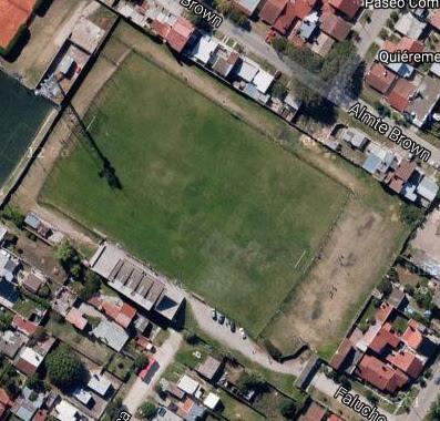 cancha de Nación de Mar del Plata google map