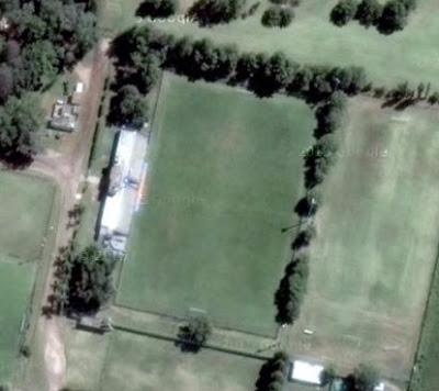 cancha de Sporting de Corral de Bustos google map