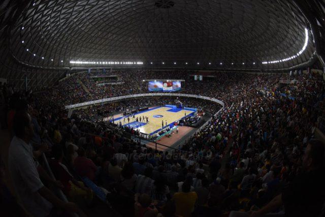 Estadio Superdomo La Rioja