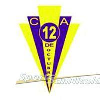escudo 12 de Octubre de San Nicolás