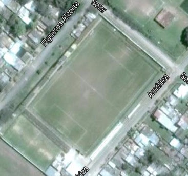 cancha de 12 de Octubre de San Nicolás google map