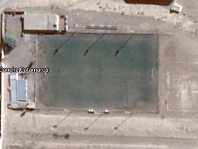 cancha de Catamarca FC de Caleta Olivia google map