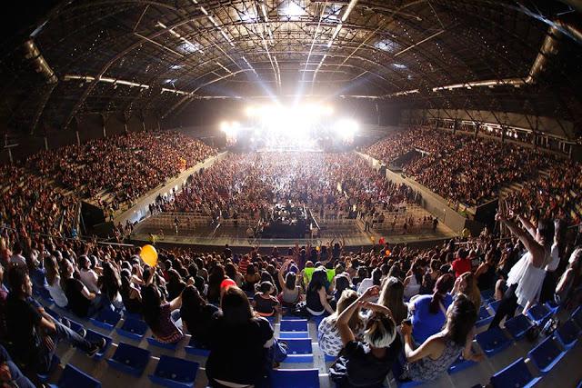 DirecTV Arena panoramica