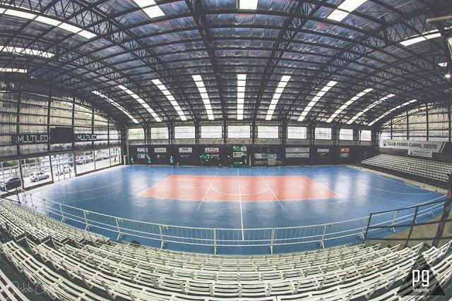 Estadio Multideporte de Ferro Carril Oeste panoramica
