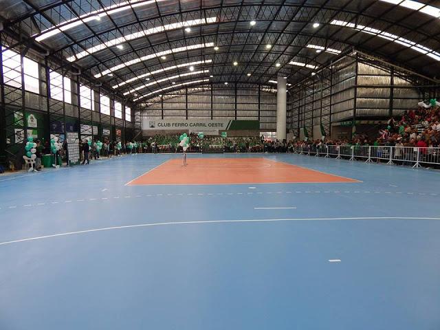 Estadio Multideporte de Ferro Carril Oeste3