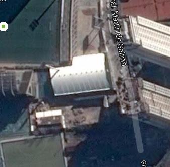 Estadio Multideporte de Ferro Carril Oeste google map