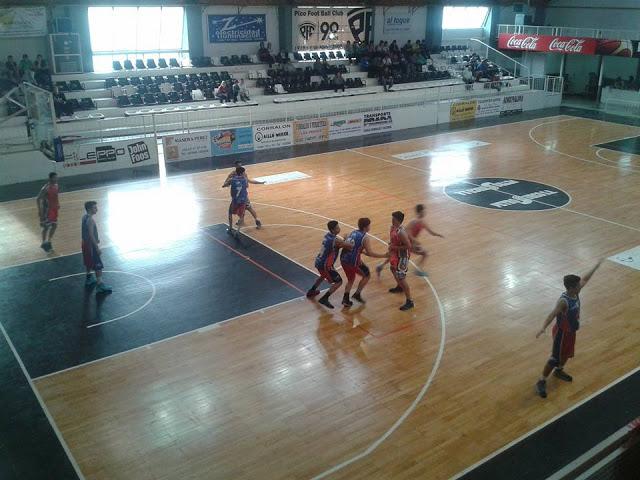 Estadio cubierto de Pico FC1