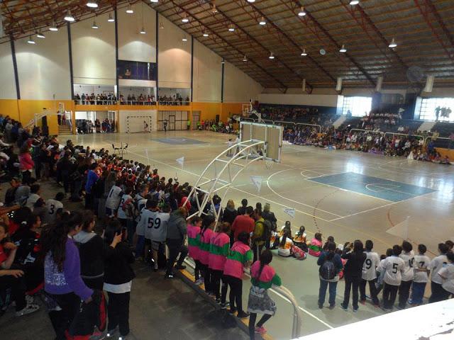Estadio Polideportivo N° 2 de San Rafael5