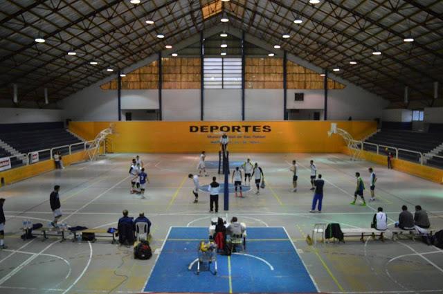 Estadio Polideportivo N° 2 de San Rafael3