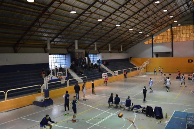 Estadio Polideportivo N° 2 de San Rafael2