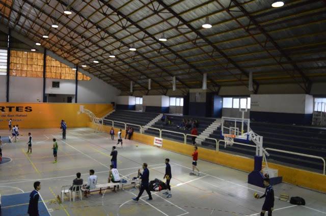Estadio Polideportivo N° 2 de San Rafael4