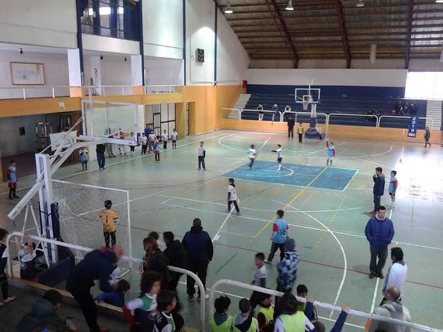 Estadio Polideportivo N° 2 de San Rafael1