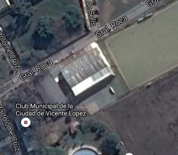 Microestadio del Club Vilo google map