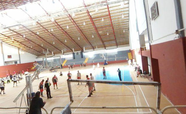 Polideportivo N° 2 de San Rafael