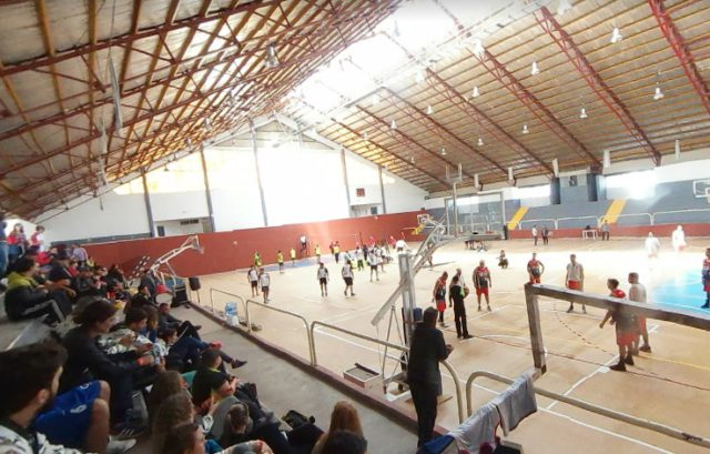 Polideportivo San Rafael