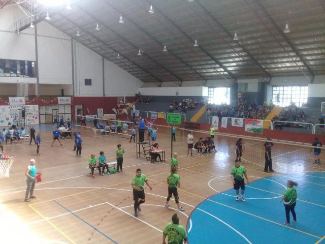 Polideportivo N° 2 San Rafael
