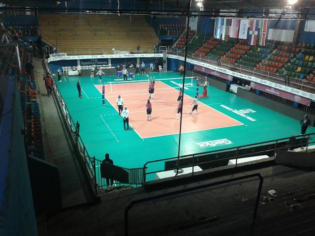 Estadio cubierto de Sportivo Floresta de Tucumán5