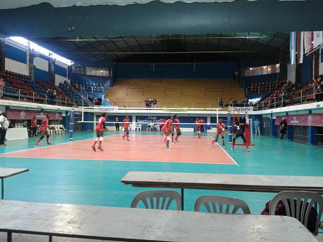 Estadio cubierto de Sportivo Floresta de Tucumán1