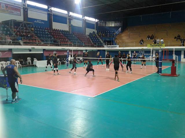 Estadio cubierto de Sportivo Floresta de Tucumán4
