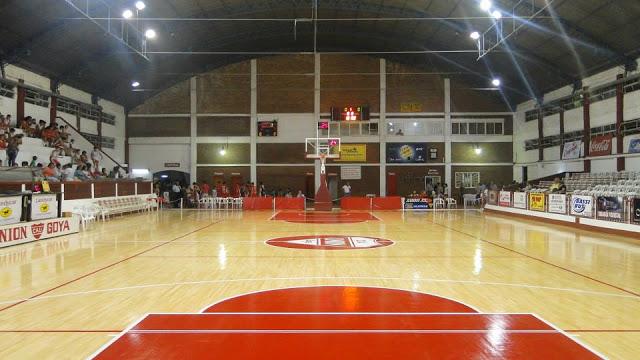 Estadio cubierto de Unión de Goya2