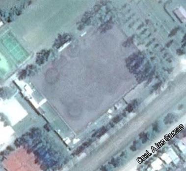 cancha de Atlético Hasenkamp google map